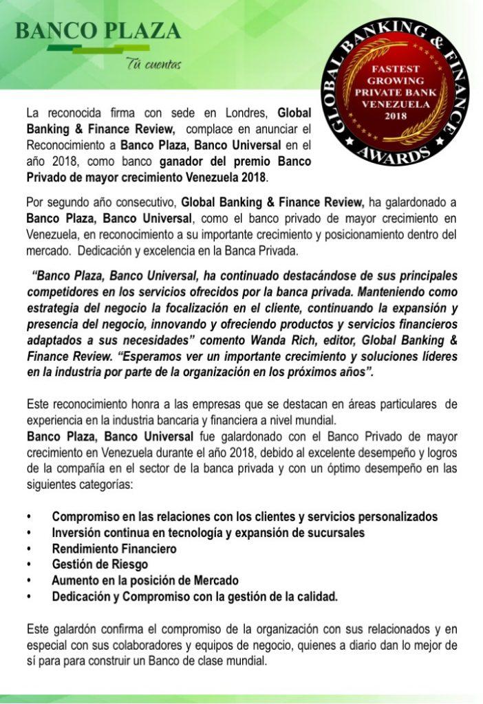 Global Banking 2019